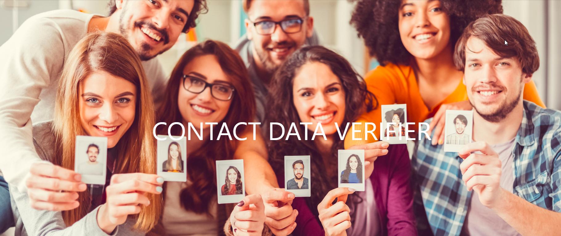 Datenqualität auf Knopfdruck – NAVAX Contact Data Verifier